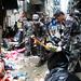 中央應澳門政府提請,批准解放軍駐澳門部隊進城協助清理,是風災新聞報道的其中一個焦點。(勞顯亮攝)