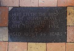 Mr Oliver Deave