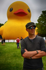 Duck Outta Water