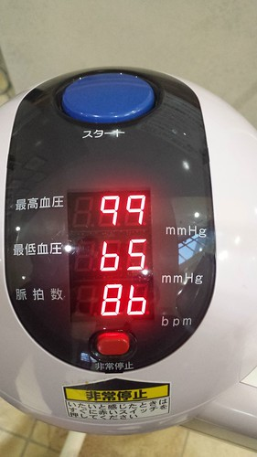 Ray's Blood Pressure