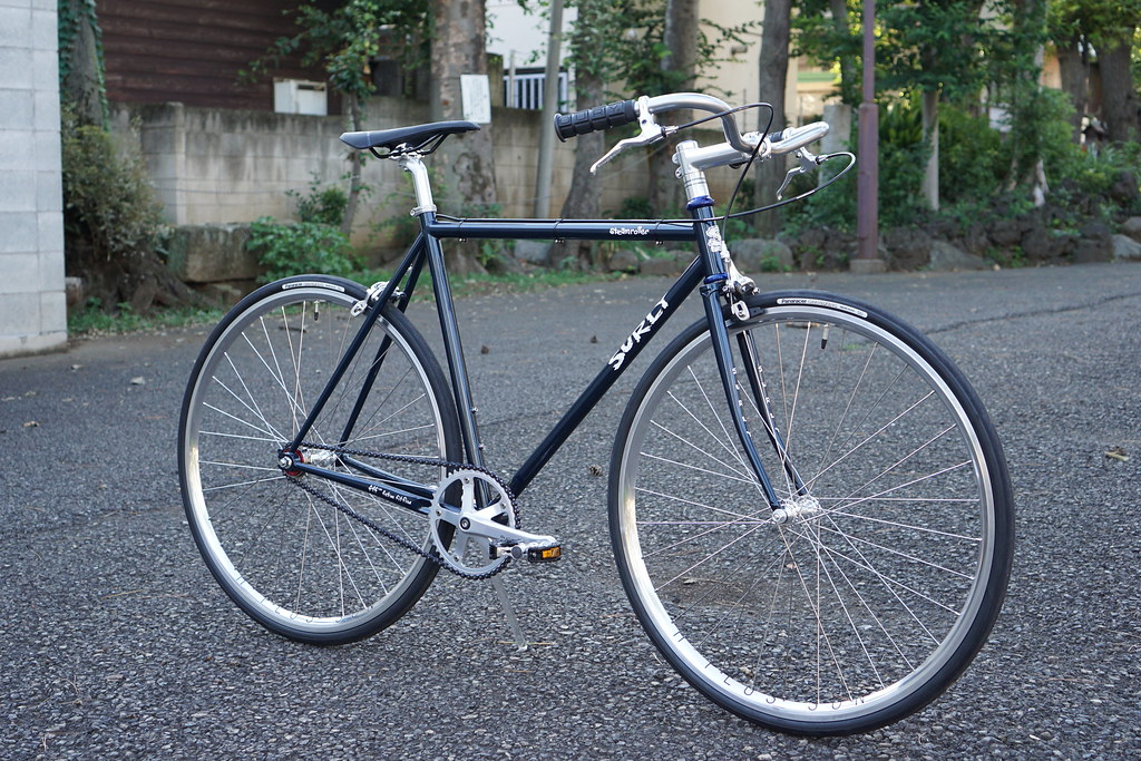 *SURLY* steamroller complete bike