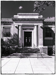 Free Library- Thomas F Donatucci Sr Branch