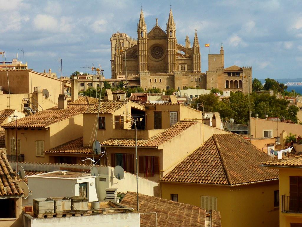 Mallorca, El Terreno