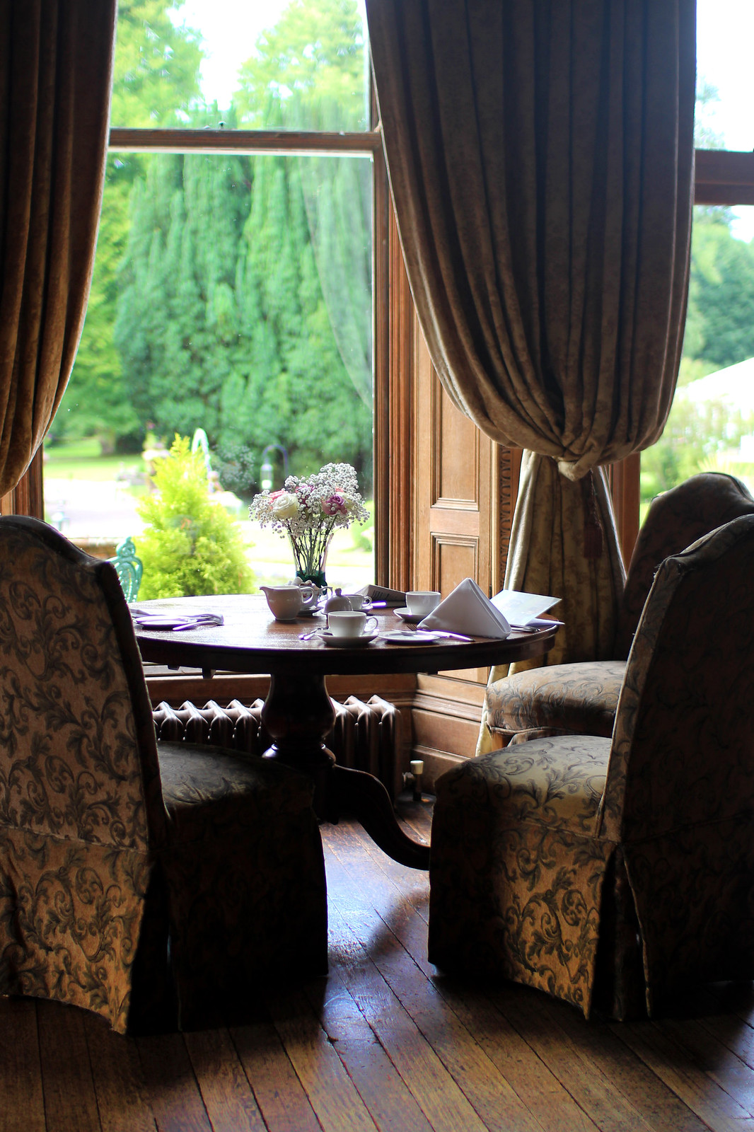 Castle Leslie Estate Glaslough Ireland review wedding travel blogger
