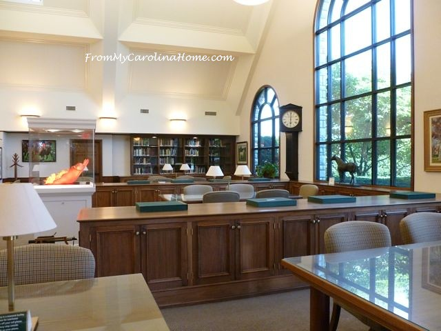 Keeneland Racetrack and Library ~ From My Carolina Home