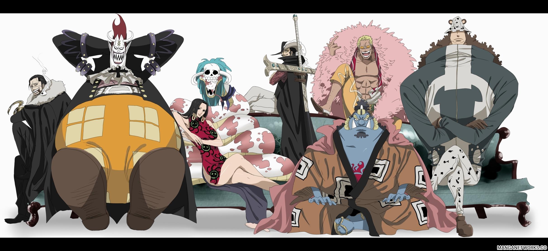 36226416383 f14f327ed8 o Biện minh cho việc tại sao One Piece lại dài đến vậy, Oda đổ tất cả lỗi lầm cho Thất vũ hải