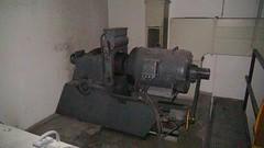 siemens elevator machines in abandoned post office