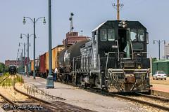 IC 1477 | EMD SW14 | CN Memphis Subdivision