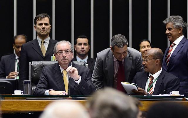 Com parlamentarismo, Brasil seria governado pelo mesmo Congresso que elegeu Eduardo Cunha - Créditos: GUSTAVO LIMA/CÂMARA DOS DEPUTADOS