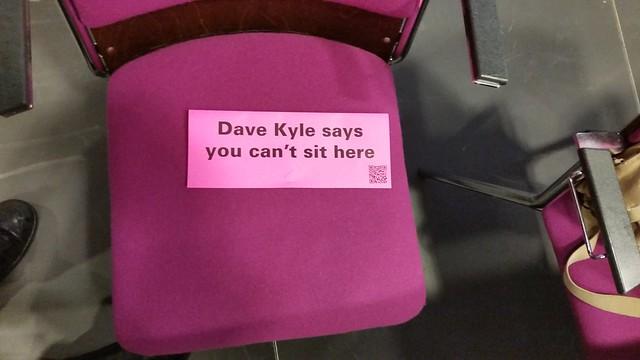 Dave Kyle Says...