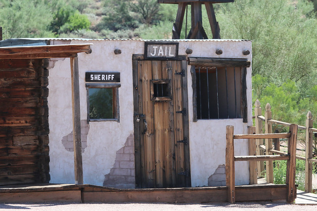 Sheriff's Jail - 0393