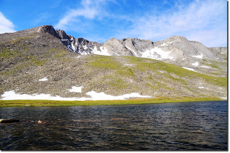 Summit Lake(3911m) (4)