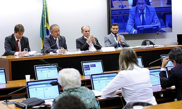 Atualmente debatida numa comissão legislativa da Câmara, reforma política segue para o plenário da Casa. - Créditos: Crédito: Lúcio Bernardo Jr/Agência Câmara