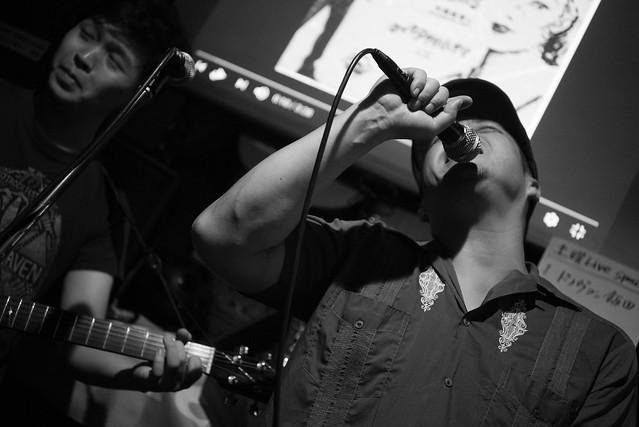 杉並タイガース live at GABIGABI, Tokyo, 05 Aug 2017 -00167