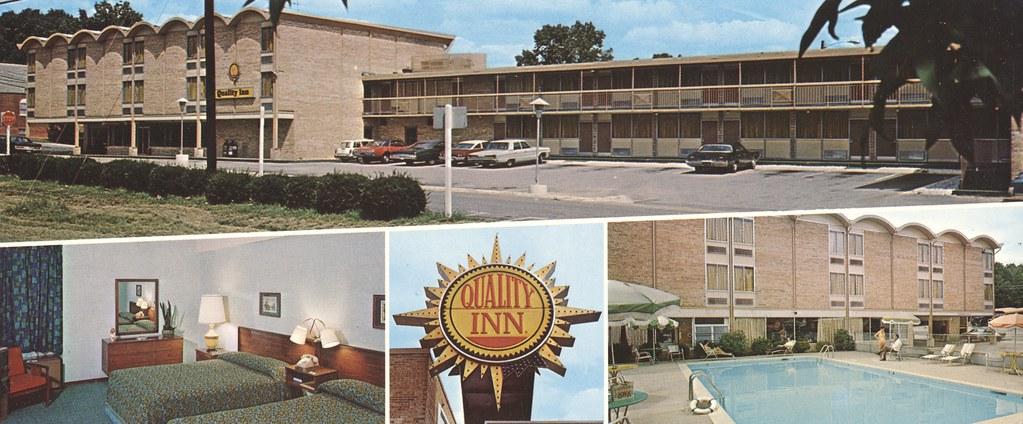 Quality Inn - Triangle, Virginia