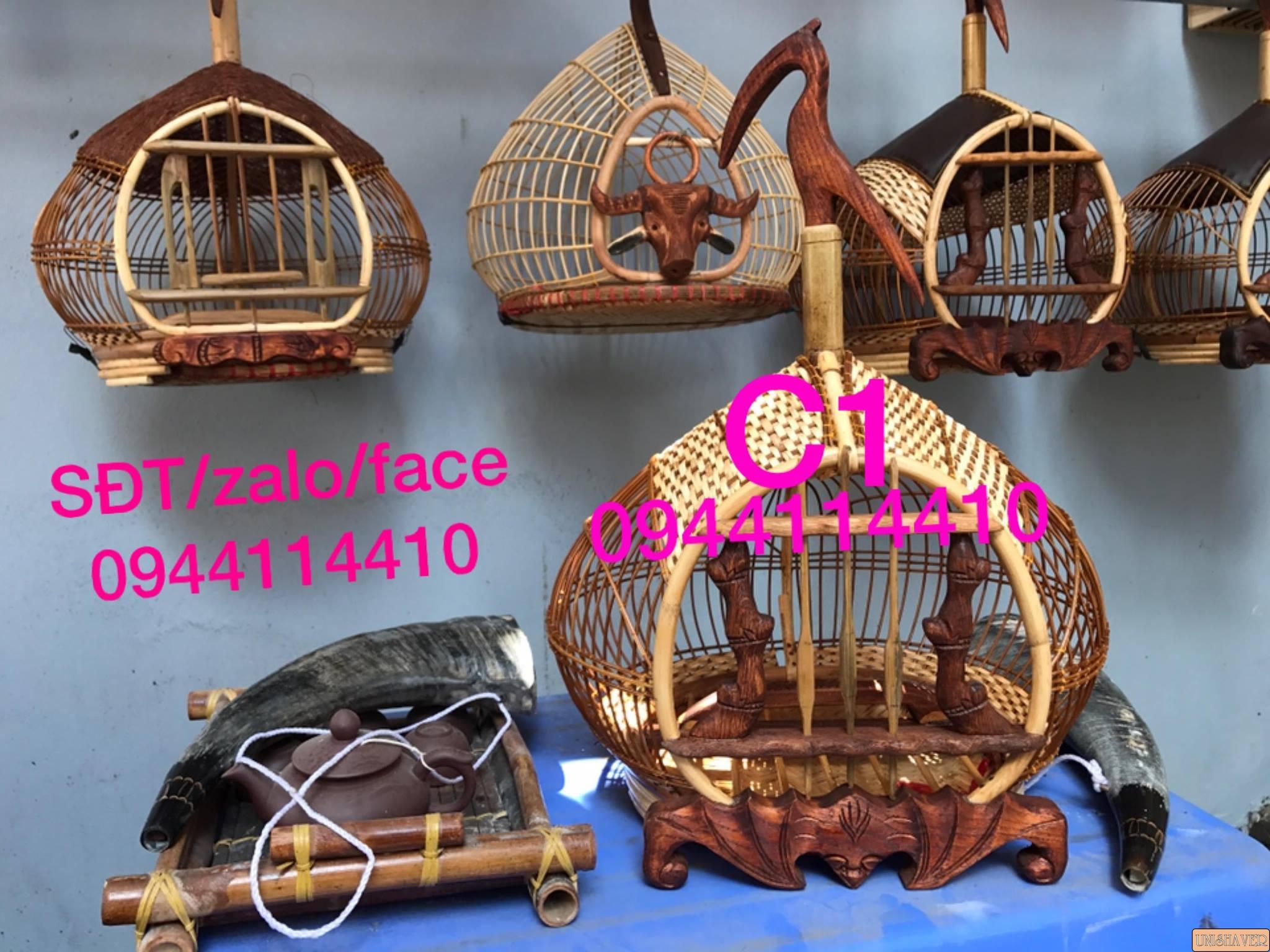 Lồng cu gáy quả đào các mẫu của Chim Cảnh Đất Việt SĐT/zalo/face 0944114410