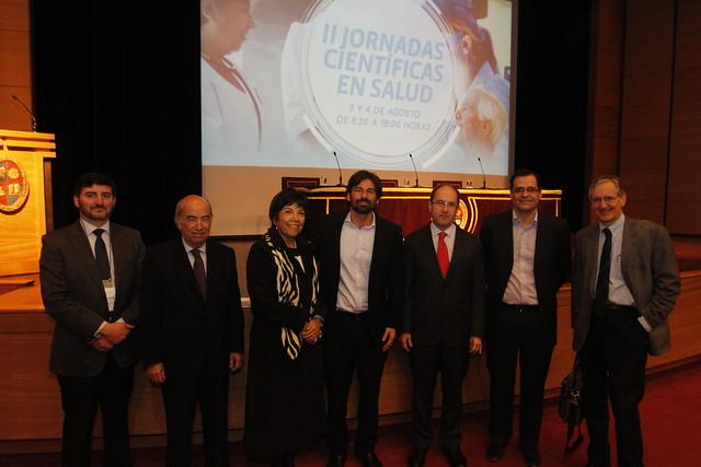Investigadores y alumnos participaron en las II Jornadas Científicas en Salud UANDES