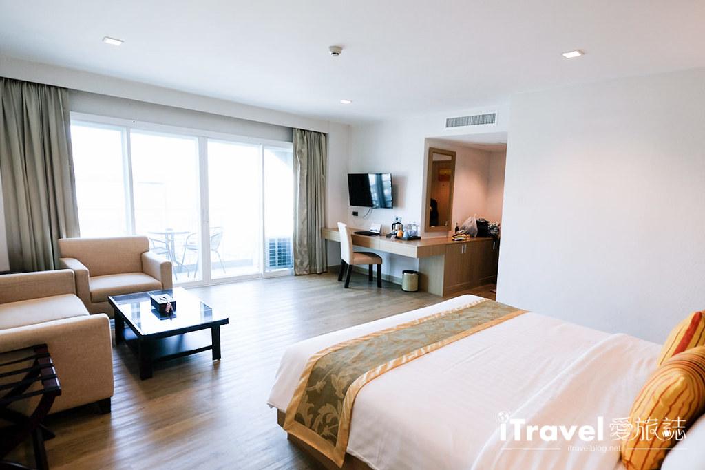 芭达雅埃德尔菲饭店 Adelphi Pattaya Hotel (14)