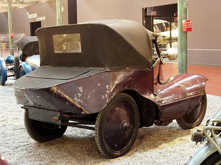 1923 Scott tricar