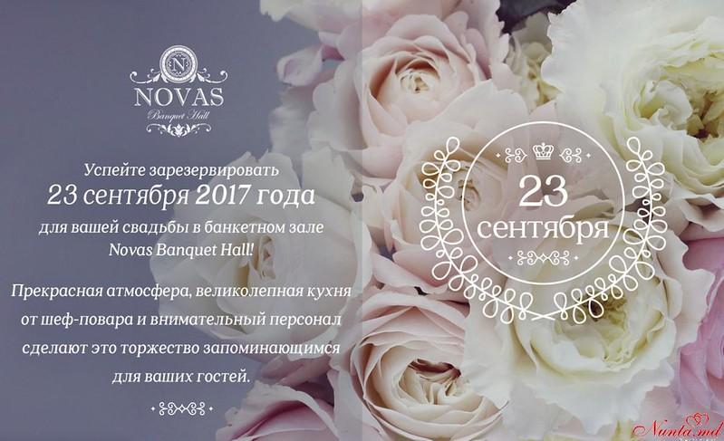 Novas Banquet Hall > Не пропустите предложение!!!