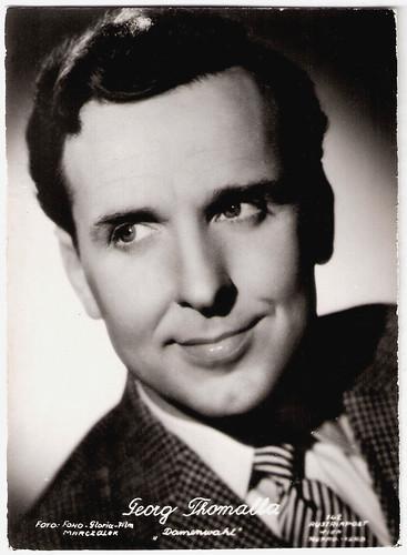 Georg Thomalla in Damenwahl (1953)