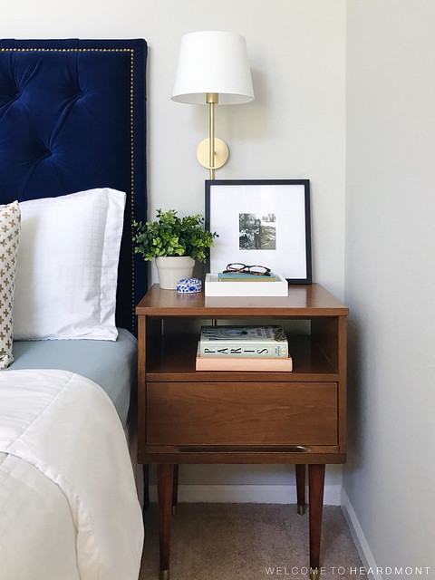 Master Bedroom R Nightstand | Welcome to Heardmont