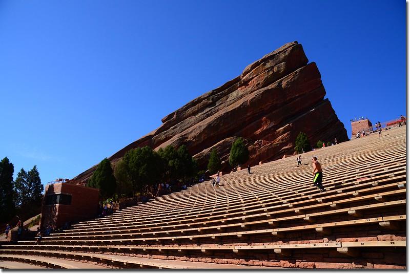 Amphitheater, Red Rocks Park