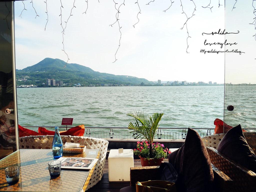 淡水老街景觀餐廳推薦榕堤水灣餐廳 (39)