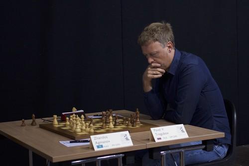 Starptautiskais šaha festivāls «RTU Open 2017». 4. diena