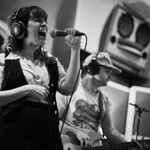 Wed, 06/09/2017 - 8:10am - Nicole Atkins and her band broadcast on WFUV Public Radio from Electric Lady Studios in New York City, 9/6/17. Hosted by Rita Houston. Photo by Gus Philippas/WFUV