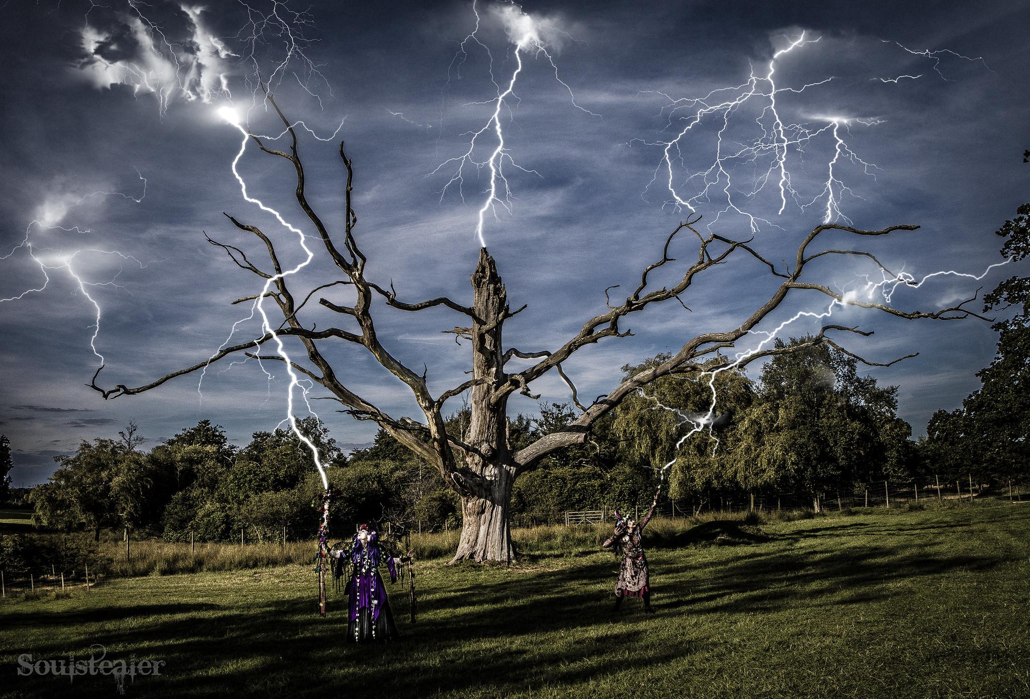 Bring The Lightning!