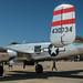 "North American B-25J Mitchell ""Panchito"" (N9079G) Towed to Tarmac at 2017 Joint Base Andrews Airshow"