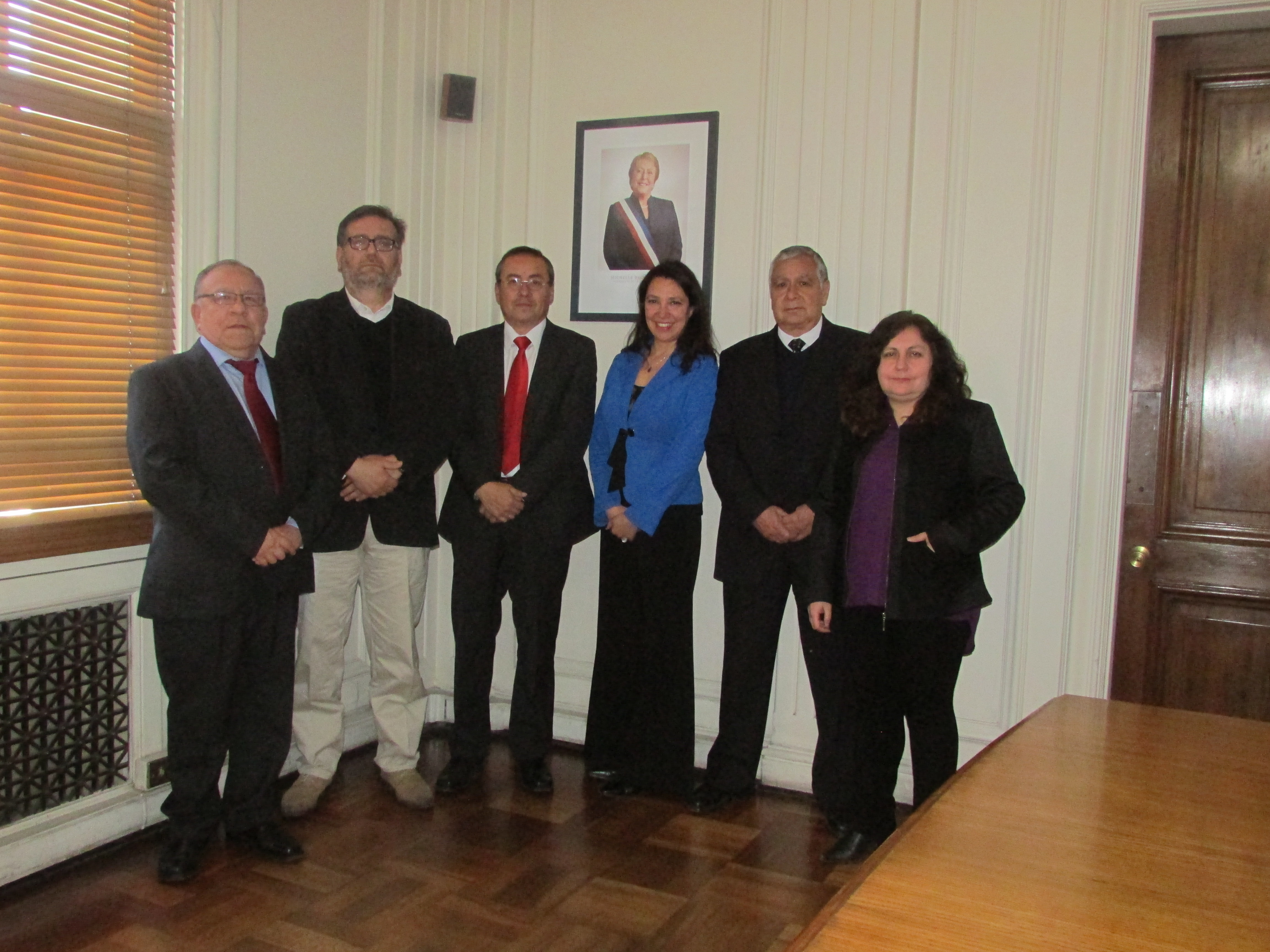 Subsecretaria de Hacienda realiza jornada de reuniones con gremios de Hacienda – 22 Septiembre 2017