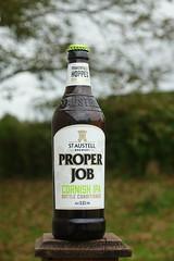 Beer Proper Job, new bottle, new label SC02163