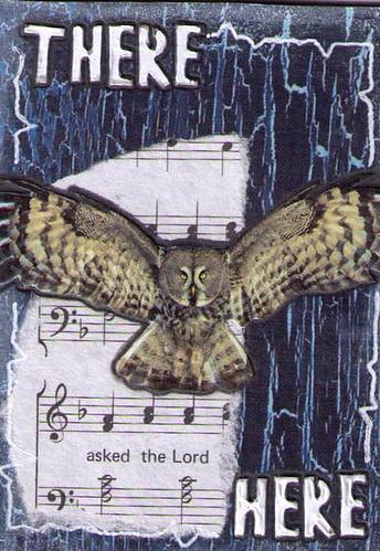 Hoot Owl 3of8