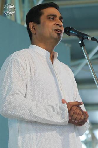Krishan Mohan from Sagarpur, expresses his views