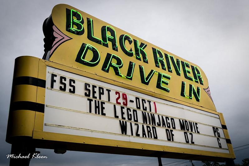 Black River Drive In