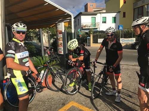 Cycling through Abruzzo
