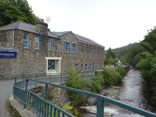 Wooden Mill in Laxey