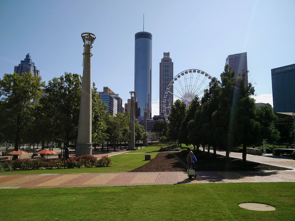 Centennial Olympic Park ATL