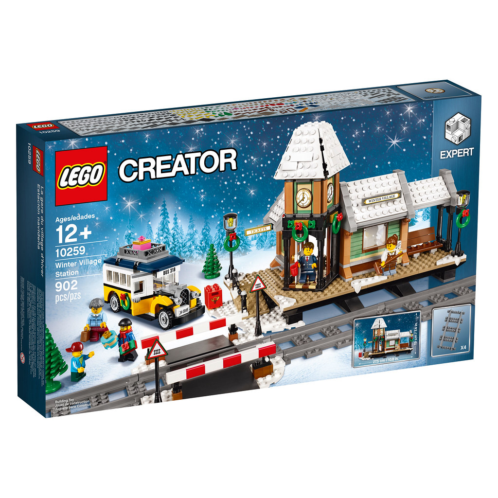 10259 Winter Village Station Press Release Candidbricks Lego 10249 Exclusive Toy Shop En Recently Has Released The For Next Themed Set Which Is A Follow Up To
