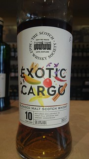 SMWS Exotic Cargo Batch 1