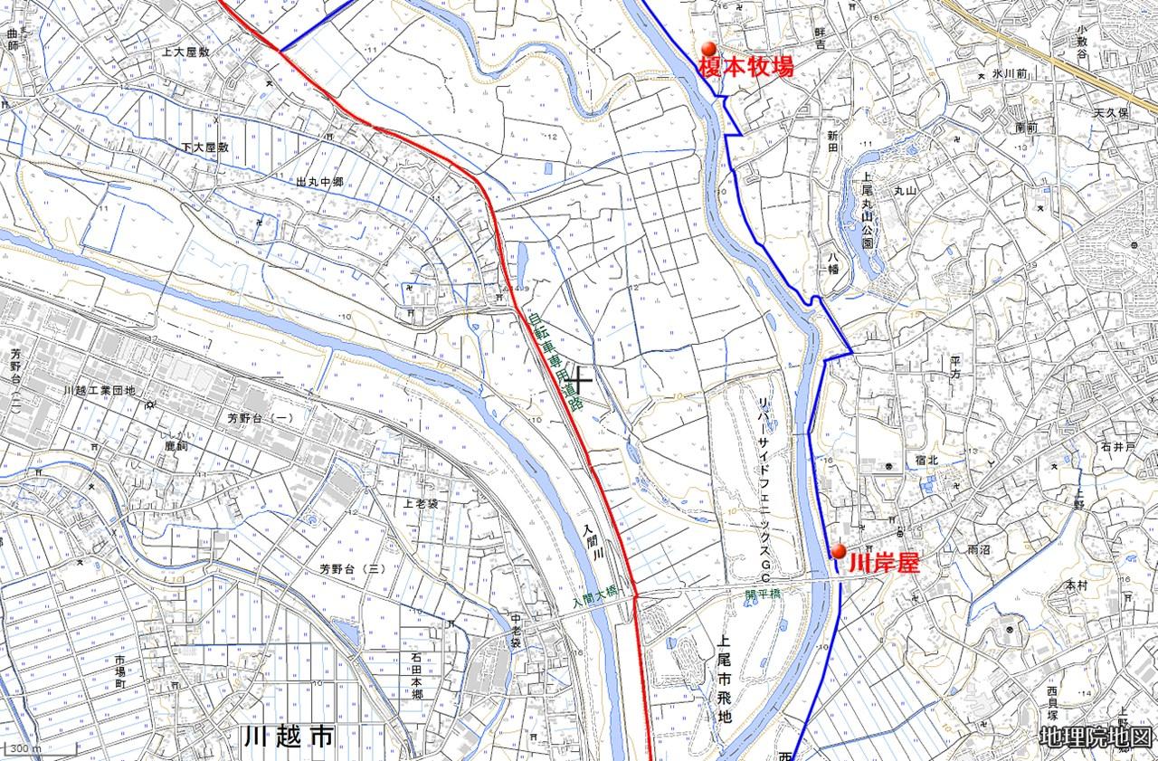 7.入間大橋-大屋敷