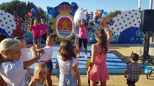 fiesta infantil Feria 20171