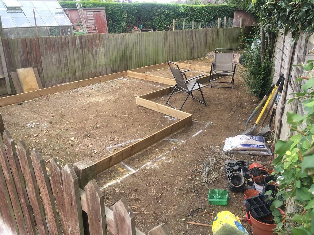 toms garden shed workshop office build page 1 homes