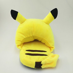 Pikachu Slippers 26cm Backless Style