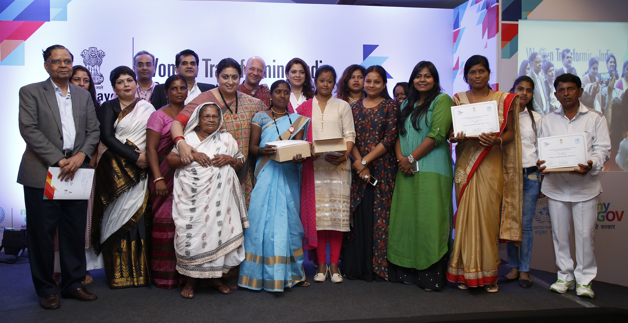 Women Transforming India 2017
