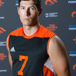 Cole Hanson, WolfPack Men's Volleyball