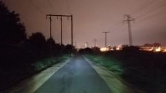 Luxos U headlight beam