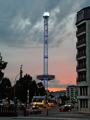 City Skyliner, Luxembourg City